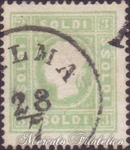 3 soldi verde giallo