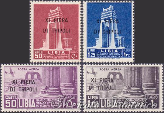 fiera di tripoli 1937