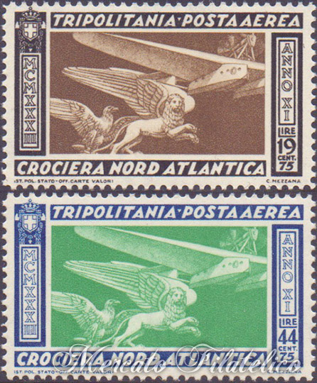 tripolitania crociera nord atlantica