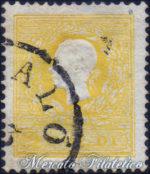 2 Soldi giallo I tipo usato