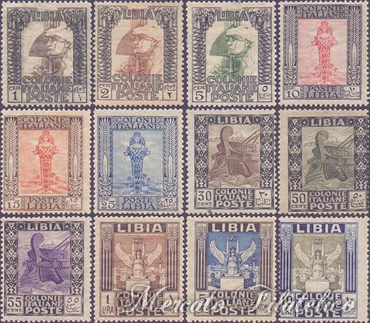 pittorica 1921 libia
