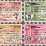 """Volo """"Roma-Buenos Ayres"""" ★★"""