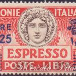 Espresso 1,25 Lire dentellatura 14 centrato ★★
