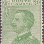 20 Centesimi verde Vittorio Emanuele ★★
