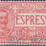 Espresso 60 Centesimi rosso centrato ★★